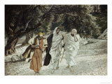 Buy Disciples on the Road to Emmaus at AllPosters.com