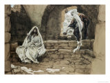 Buy Woman of Samaria at the Well at AllPosters.com
