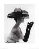 Madame Paulette Net Hat, c.1963