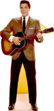 Elvis Sportscoat Guitar Cardboard Cutouts