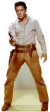 Elvis Gunfighter Cardboard Cutouts