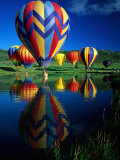 Hot Air Balloons, Snowmass CO
