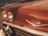 Close-up of a Chevrolet Car