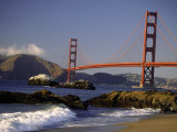 Golden Gate Bridge, CA