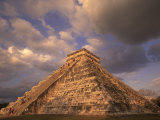 Ancient Mayan Ruins, Chichen Itza, Mexico