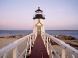 Brant Point Lighthouse, Nantucket, MA Photographic Print