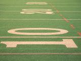 The Ten Yard Line on a Football Field