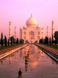 Agra, India, Wonder of the Taj Mahal