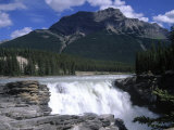 Jasper Area, Waterfall, Canada