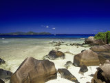 La Digue Isle, Seychelles, Indian Ocean