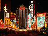 Las Vegas at Night, Nevada