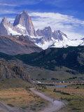 Mt. Fitzroy, Patagonia, Argentina