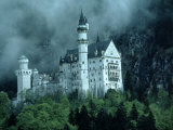 Castle, Neuschwanstein, Germany