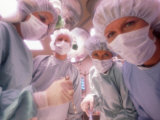 Medical Staff During Surgery