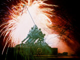 Monument to the Battle of Iwo Jima