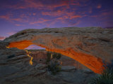 Sunrise at Mesa Arch in Canyonlands National Park, UT