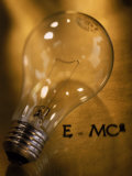 Lightbulb, Einstein's Theory of Relativity