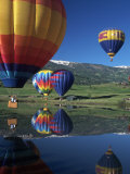 Hot Air Balloons, Snowmass, CO