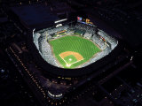 Aerial View of Safeco Field, Seattle, WA
