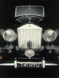 Front End of Old Rolls Royce