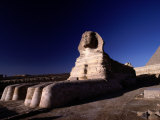 Close View of the Great Sphinx