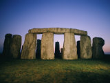 Stonehenge was Built in Four Stages Beginning Sometime Around 3,100 B.C.
