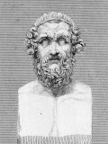 Bust of Homer, Ancient Greek Poet