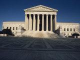 Exterior View of the Supreme Court, Washington, D.C.