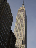 The Empire State Building Towers Over Midtown Manhattan, New York City, New York