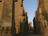 A View of Luxor Temple