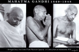Gandhi - Indomitable Will