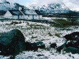 Moor of Rannoch After Snow, Rannoch Moor, United Kingdom