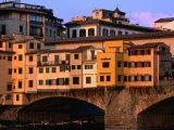 Ponte Vecchio, Florence, Tuscany, Italy