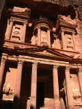 El Khasneh (The Treasury) is Petra's Most Famous and Impressive Monument, Petra, Jordan
