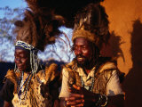 Traditional Healers, Great Zimbabwe, Zimbabwe