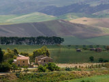 Buy Farmhouse off Route S 122, Caltanissetta, Sicily, Italy at AllPosters.com