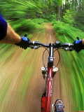 Mountain Bike Trail Riding