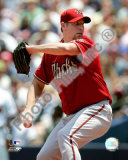 Brandon Webb 2008 Pitching Action