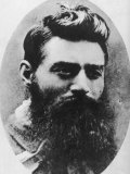 Portrait Photograph of Australian Bushranger Ned Kelly Taken the Day Before His Hanging