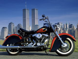 1990 Heritage Classic Harley Davidson, New York City, USA