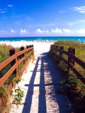 Boardwalk, South Beach, Miami, Florida, USA