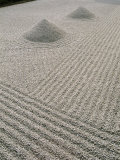 The Great Ocean Rock, Daisen-In Zen Garden, Daitokuji Temple, Kyoto, Honshu, Japan