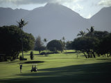 Maui Country Club, Maui, Hawaii, USA