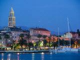 Night View, Split, Croatia