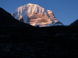 First Light on Mt. Kailash, Tibet Photographic Print