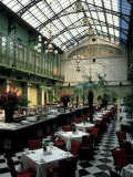 Grand Hotel Krasnapolsky and Winter Garden Restaurant, Amsterdam, Holland