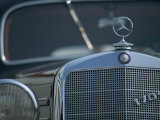 Antique Mercedes, Germany