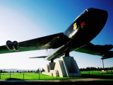 B-52 Monument, Air Force Academy, Colorado Springs, U.S.A.