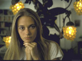 Actress Peggy Lipton