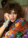 Actress Kelly LeBrock